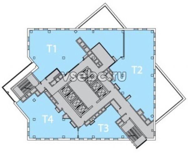 План офиса